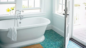 Beautify Your Bath With Lovely Bathroom Floor Materials