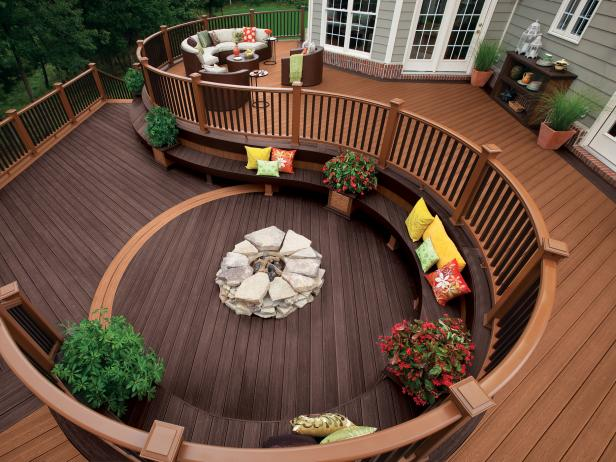 Important Home Improvement Projects Are Patios and Decks