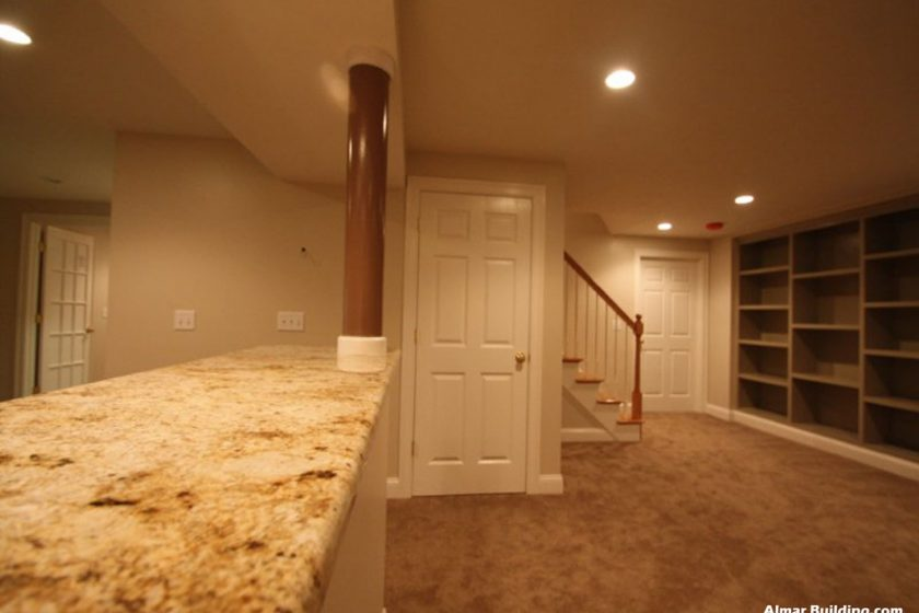 Basement Waterproofing: 5 Things You Can Do With a Finished Basement