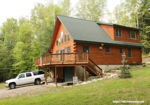 Tips for Designing the Perfect Log Home