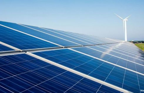 Generating Electricity at Home Using Solar Panel and Wind Energy