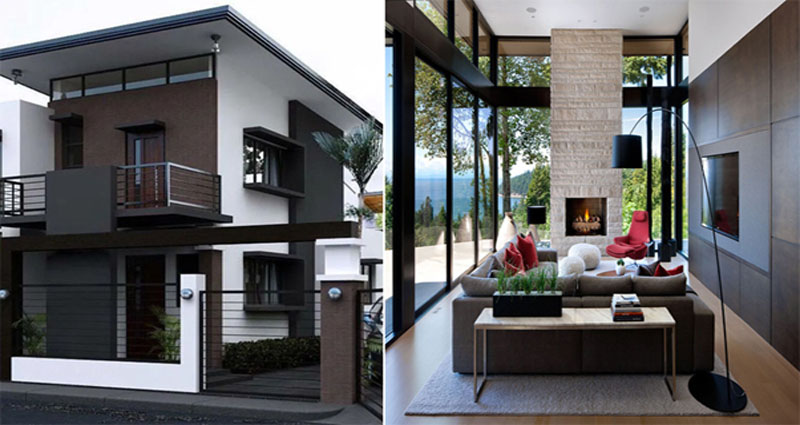 Choosing a Dream Modern Home Design