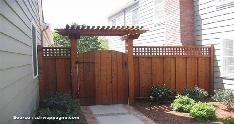 Get To Know The Wooden Pergola, An Elegant, Functional Home Exterior Accessory