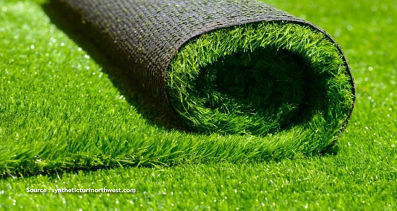 The Advantages And Disadvantages Of Synthetic Grass As A Home Decoration