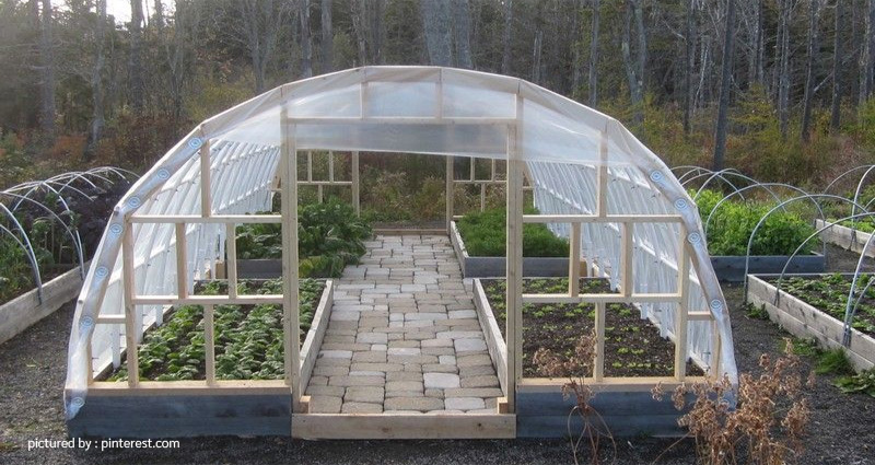 Greenhouse Plans are Easy to Create